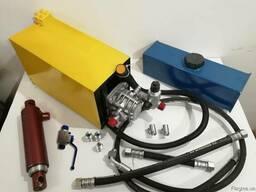 Комплект гидравлики для автомо прицепов