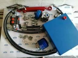 Комплект гидравлики для мотоблока с 1-секционным. ..