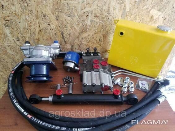 Комплект гидравлики с НШ-32 и гидроВОМ
