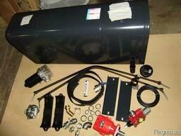 Комплект гидрофикации тягача-самосвала