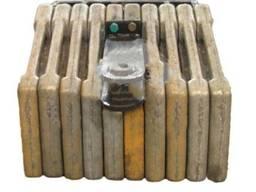 Комплект вантажів МТЗ 1025 1221 1523 передніх 1521-4235000