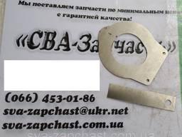 Комплект клапанов лепестковой головки компрессора МТЗ ЮМЗ