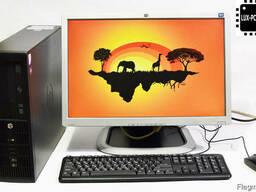 Комплект компьютера HP Compaq 4000 pro SFF / C2D E5800