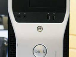 """Комплект компьютера монитор 22"""" DELL T3400 /C2Quad Q8300 2"""