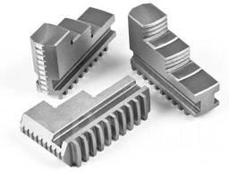 Комплект кулачков для трехкулачковых токарных патронов