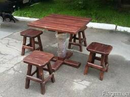 Комплект мебель для кафе, баров б/у