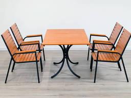 """Комплект мебели для кафе Микс-Лайн """"Таи"""""""