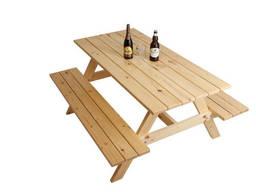 "Комплект мебели ""Пикник"" (Комплект 1+1 лавка)"