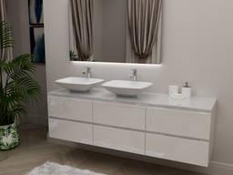 Комплект меблів для ванної