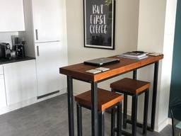 Комплект меблів в стилі лофт на замовлення, барний стіл