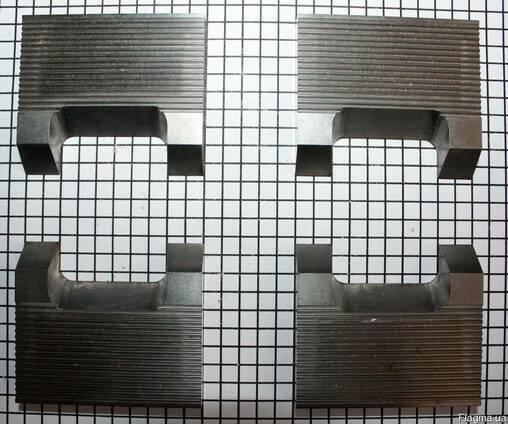 Комплект ножей для строганого бруса с фаской R-4 Иберус