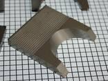 Комплект ножей для строганого бруса с фаской R-20 h-40 - фото 2