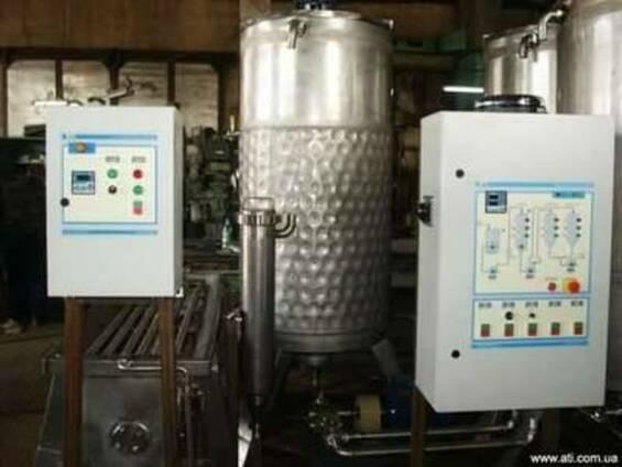 Комплект оборудования для переработки и фасовки меда