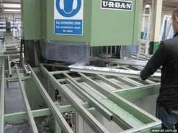 Комплект оборудования для производства 180 ПВХ окон