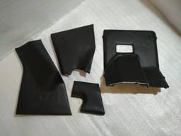 Комплект обшивок щитка приборов УК (4 шт)