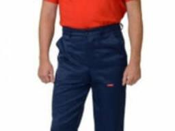 Комплект одежды для рабочего, автослесаря, монтажника