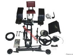 Комплект переделки мотоблока в минитрактор, минитрактор