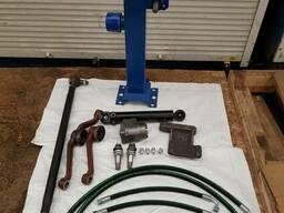 Комплект переоборудования МТЗ-80 насосом дозатором (гидрорул