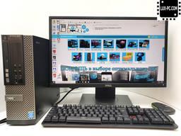 Комплект ПК: Системный блок Dell OptiPlex 9020 SFF на i5 - 4