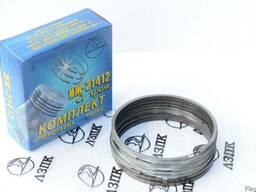 Комплект поршневых колец «Москвич-2141» (хром)