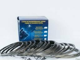 Комплект поршневых колец ЗИЛ-130 (хром)