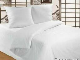 Комплект постельного белья бязь отбеленн 125 гр / м2 полут.