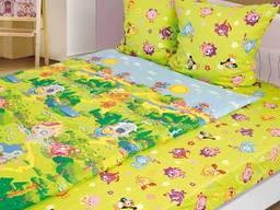 Комплект постельного белья, детского, отличного качества