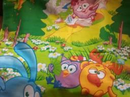 Комплект постельного белья для садика тк. Бязь 100*145