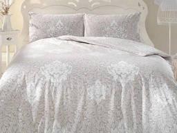 Комплект постельного белья полуторный Altinbasak Snazzy Bej