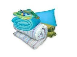 Комплект постельный Бригадир для общежития