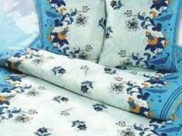 Комплект постельный, из цветной бязи, бязевое
