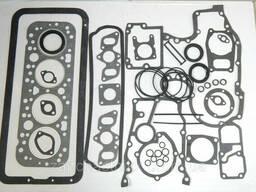 Комплект прокладок двигателя Д-65 (ЮМЗ-6) полный набор (с. ..