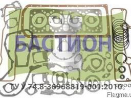 Комплект прокладок с РТИ двигателя СМД-14/20