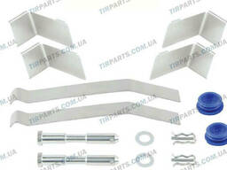 Комплект ремонтный колодки тормозной BPW(TSB 4309 |. ..