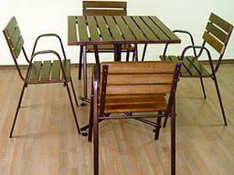 Комплект садовой мебели Квинто /заказ от 100/