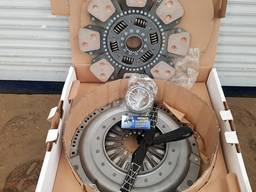 Комплект сцепления ХТЗ-17221 (корз диск подш) 635352100(Luk)