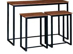 Комплект стіл стільці лофт, комплект меблів на замовлення