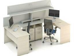 Комплект столов M-concept Сенс 14 Береза