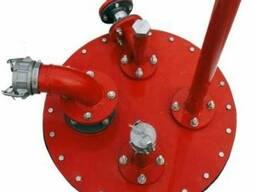 Комплект технологического оборудования на люк резервуара