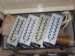 Комплект кассет для автоматики котла БАУ-83 ( с№1 по №8 с пр