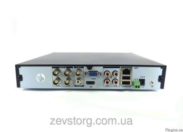 Комплект Видеонаблюдения DVR KIT AHD 7904 Рег. Камеры