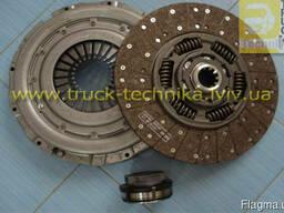 Комплект зчеплення DAF ATRB598, 1703658, 1703657, ARTC297