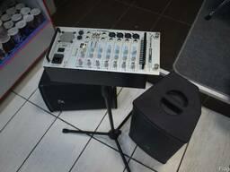 Комплект звукового оборудования studiomaster stagesound10