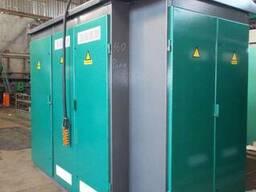 Комплектні трансформаторні підстанції КТПп 25-630/10(6)/0, 4