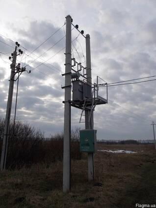 Комплектні трансформаторні підстанції КТПС 25-250/10(6)/0,4
