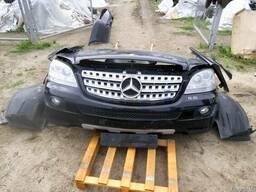 Перед комплектний капот бампер крило Mercedes ML164 3.2CDI