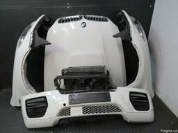 Комплектное переднее левое и правое крыло для BMW X6 X6M