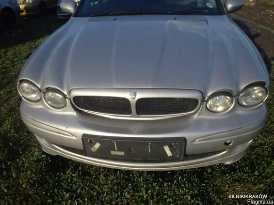 Комплектный перед(капот бампер крило фары)Jaguar X-type