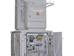 Комплектные трансформаторные подстанции мачтового типа КТПм.
