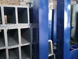 Комплектующие запчасти для нории (ковшевой элеватор) трубы